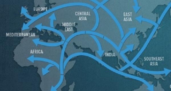 Migration of Homo Sapiens