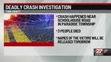 2-vehicle crash kills 3 in York County
