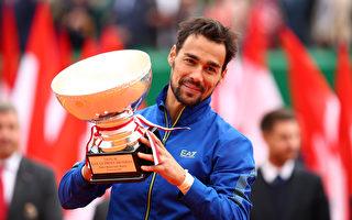 蒙特卡洛網球賽 弗格尼尼奪冠創意大利歷史