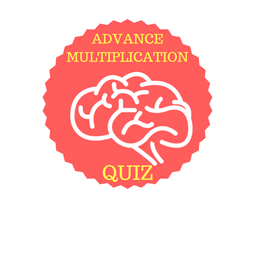 Advance Multiplication Spot Quiz