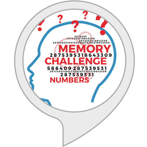 Memory Challenge (Numbers)