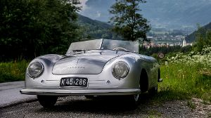 Porsche 356 A Super Speedster