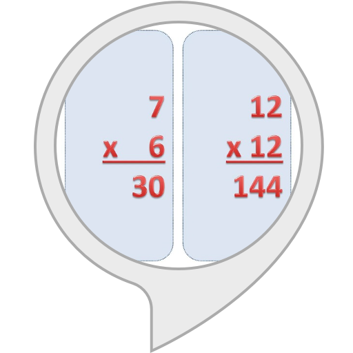 Multiplication table learner