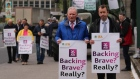 Farmers protest AIB loan sales to vulture funds