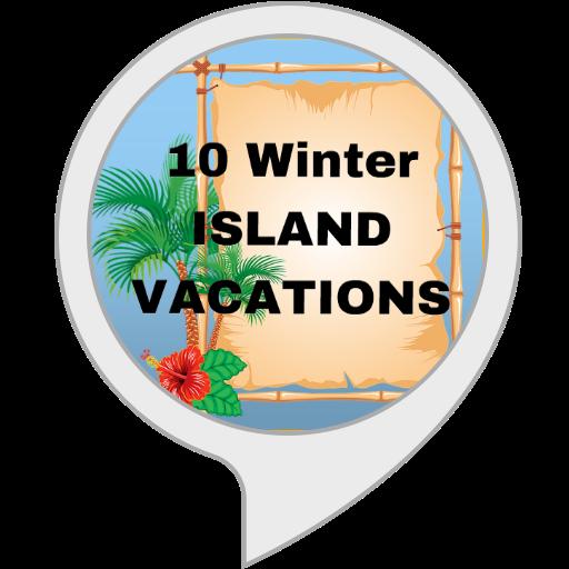 Ten Island Winter Vacation Spots