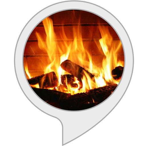 Fireplace for Echo Show