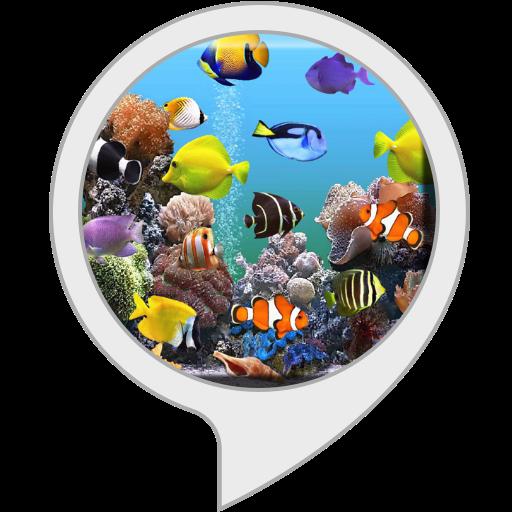 Aquarium Screensaver for Echo Show