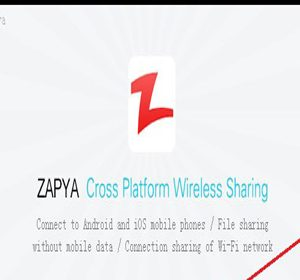 Download Zapya for Laptop