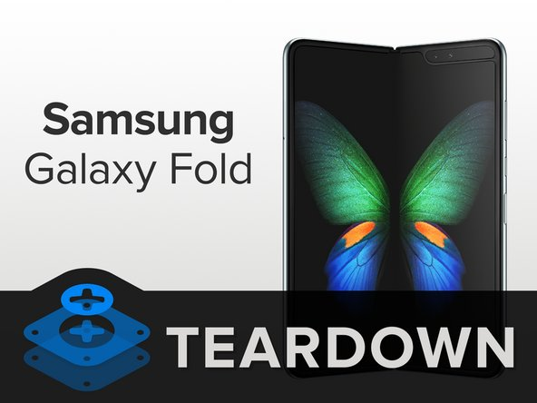 We're pretty excited to get inside this new fold-y phone, so let's get these specs out of the way: