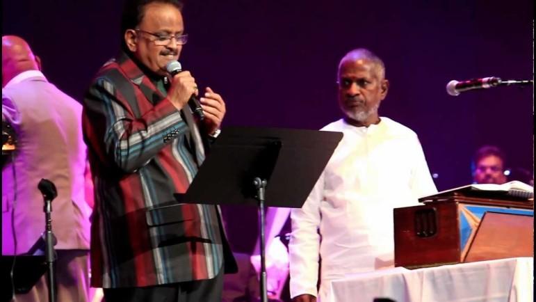 Ilayaraja and spb