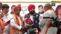 Singer Daler Mehndi joins BJP in Delhi