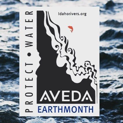 As Earth Month approaches, we want to re-introduce Aveda, the cosmetics company that is leading the way to help keep Idaho's rivers clean (by supporting us!). To learn more about Aveda and the work they've done to support us, read the post on our website here: www.idahorivers.org/aveda-earth-month and keep your eyes open as we move into Earth Month!  To see how Aveda promotes sustainability beyond our banks, visit them at www.aveda.com/living-aveda.  #earthmonth #earthmonth2019 #avedaearthmonth #friendsoftherivers #ifyouloveariver #idahoriversunited #aveda #avedaboise