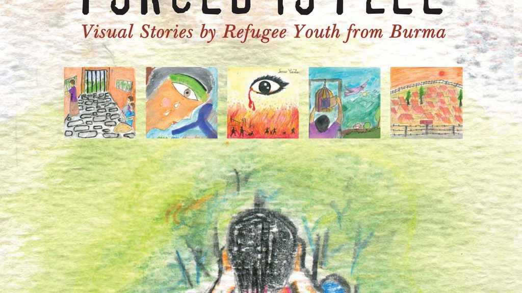 Forced to Flee: Visual Stories by Refugee Youth from Burma miniatura de video del proyecto