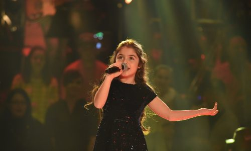 """The Voice Kids""-Finale: Anisa aus Team Mark gewinnt"