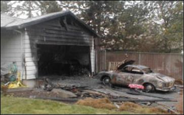 Exploded Garage