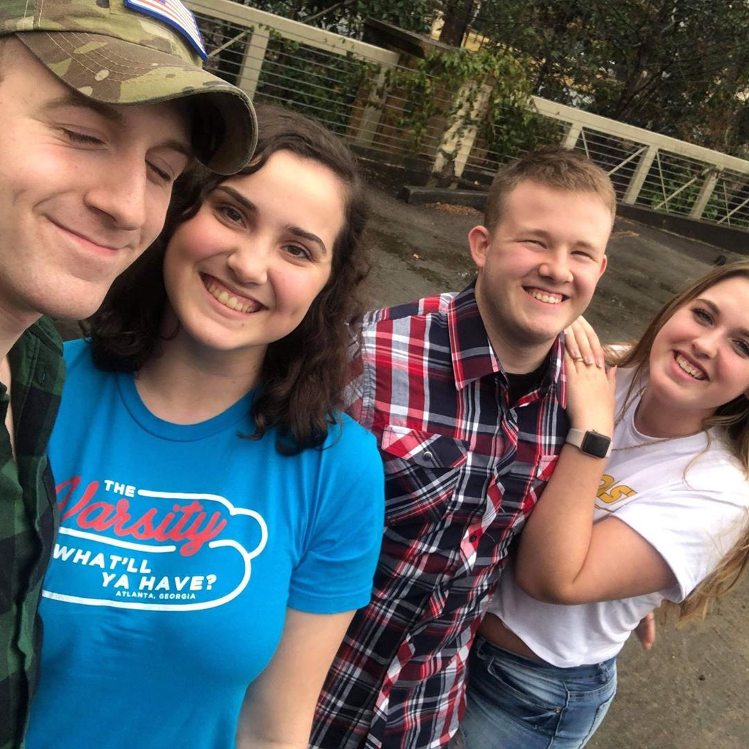 "Hanging in Atlanta with Ryan and Arieana, and we checked out the museum at the Kennesaw Hill battlefield! ""This city is a meme, I have no desire to come back"""