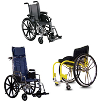 Specialty Wheelchairs