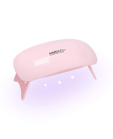 6W UV LED Nail Dryer Curing Lamp