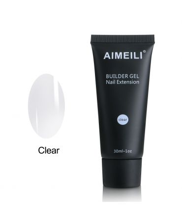 AIMEILI - Clear Builder Gel 30ml 1oz