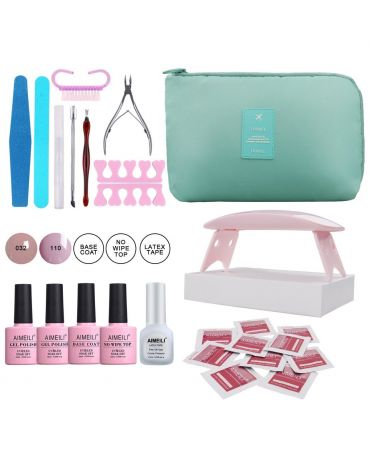 AIMEILI - Gel Nail Polish Starter kit