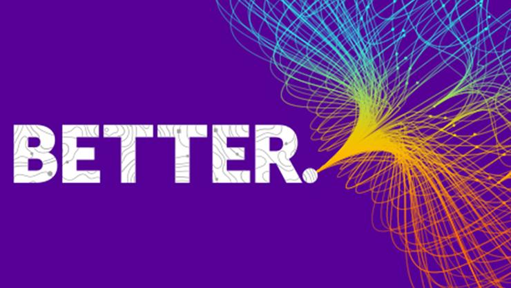 """RSA 2019 """"Better"""" logo"""
