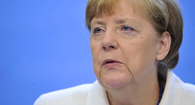 The bill passed despite Angela Merkel's opposition to equal marriage