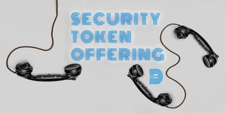 Security Token Offering Launch + Exchanges tickets