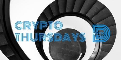 Crypto + Blockchain Thursdays New York tickets