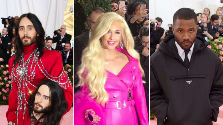 Met Gala 2019: Jared Leto, Kacey Musgraves, Florence Welch, Frank Ocean, and more