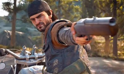 days gone review header