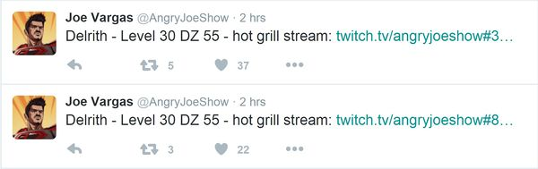 AngryJoe Twitch Announcements Twitter Grill.jpg