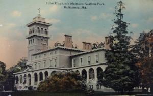 Clifton Mansion