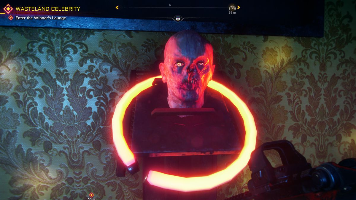 A mutant bust in Rage 2