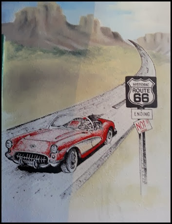 Route66Mural