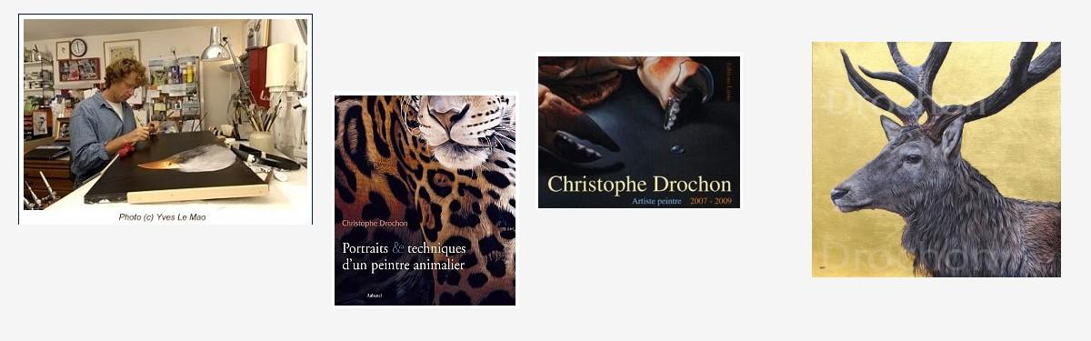 Drochon - Peintre animalier