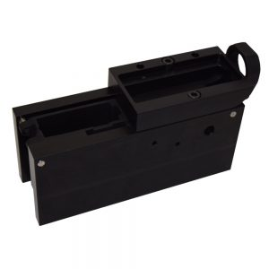 80 Percent AR-15 Lower Receiver Jig with plates