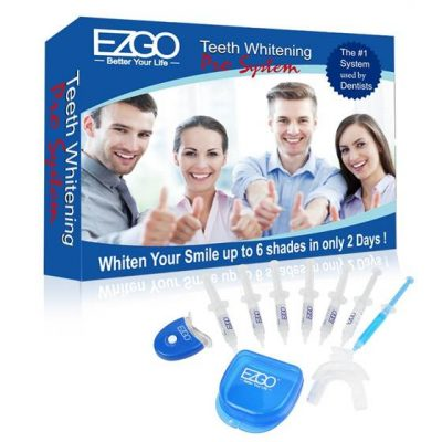 Some information about teeth bleaching kits