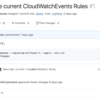 AWS CloudWatch Eventsをcronとして使う powered by maekawa