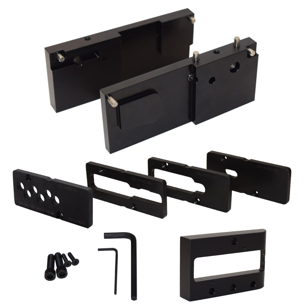 ar-15 jig kit for AMT receivers