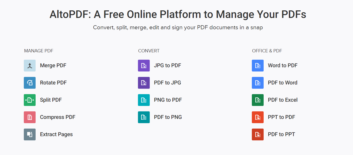 How to Use a Multi-Task PDF Converter