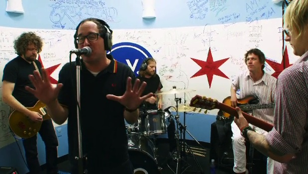 Watch The Hold Steady Cover Huey Lewis