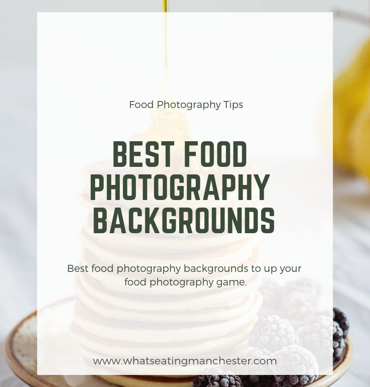 best food photography backgrounds