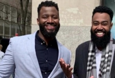 Friends For Over A Decade Find Out They Are Actually Brothers.