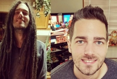 18 Before And After Photos Of Life-Changing Haircuts.