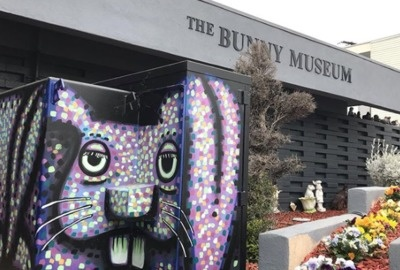 The World's Quirkiest Museum Is The Product Of Love And Bunnies.