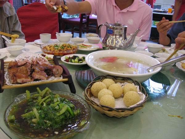 九寨沟景区饮食图片