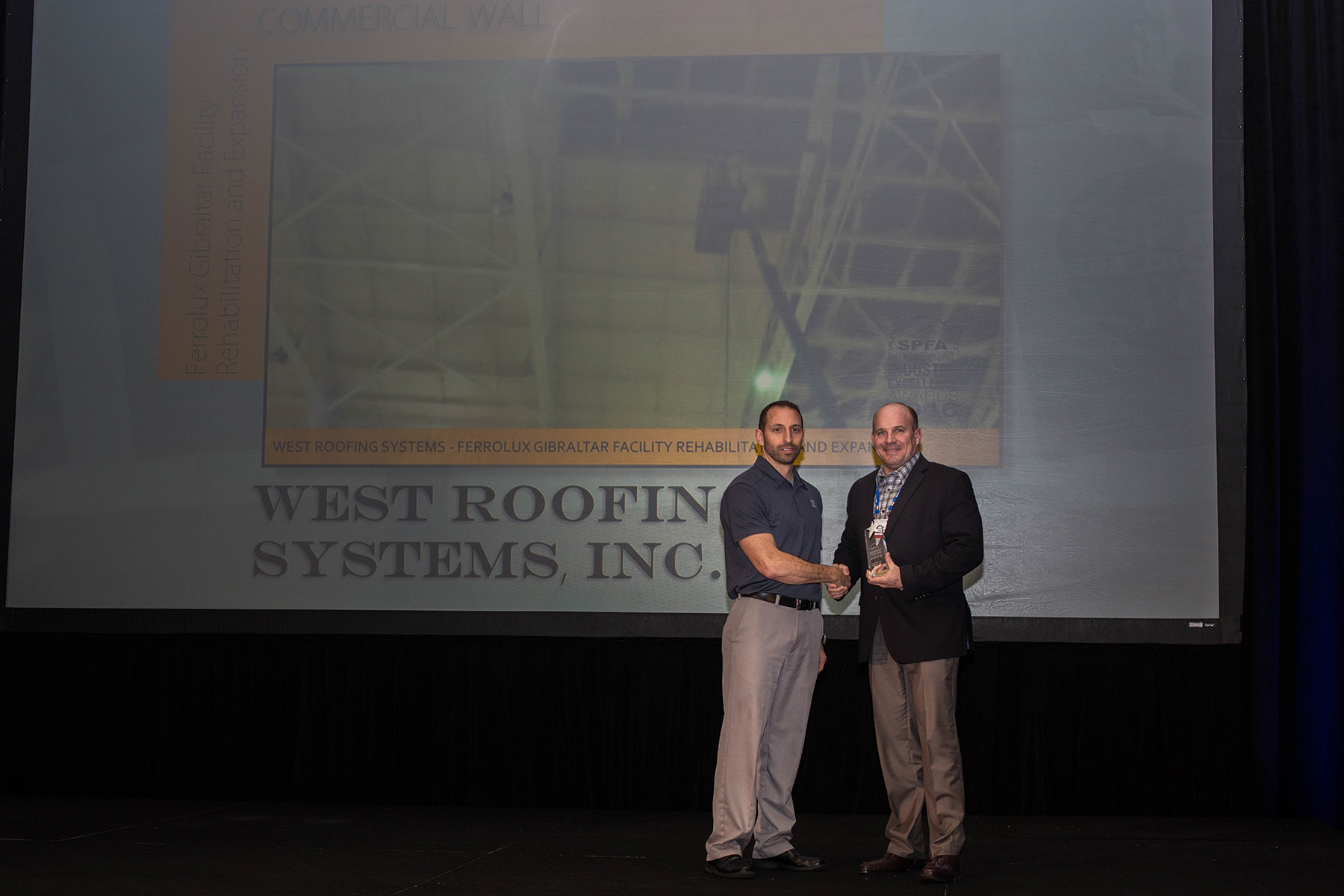 SPFA2016 Awards 15 West Commercial a