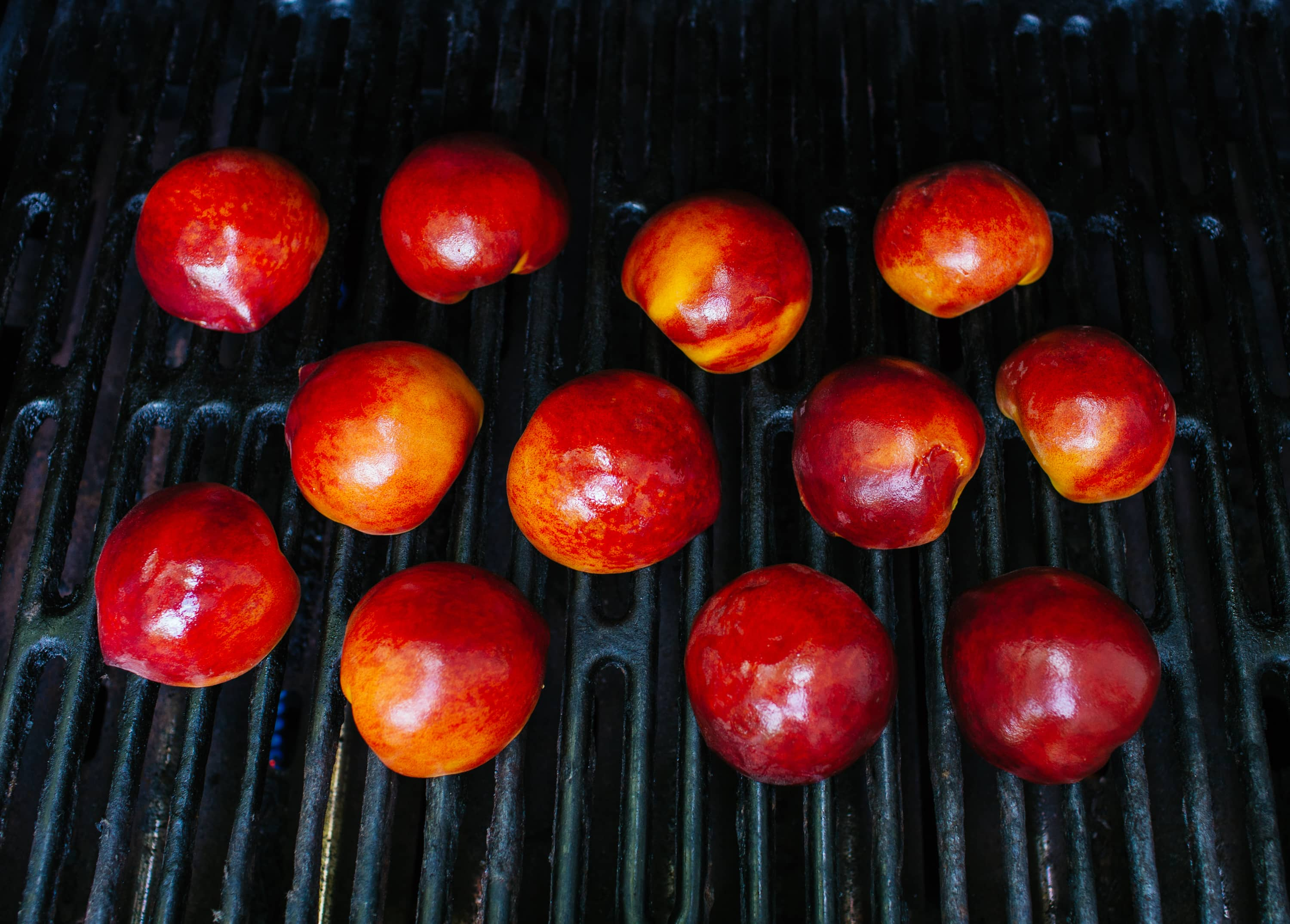 How To Grill Peaches: The Easiest, Simplest Method: gallery image 3