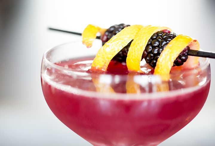 Liverpool cocktail bar
