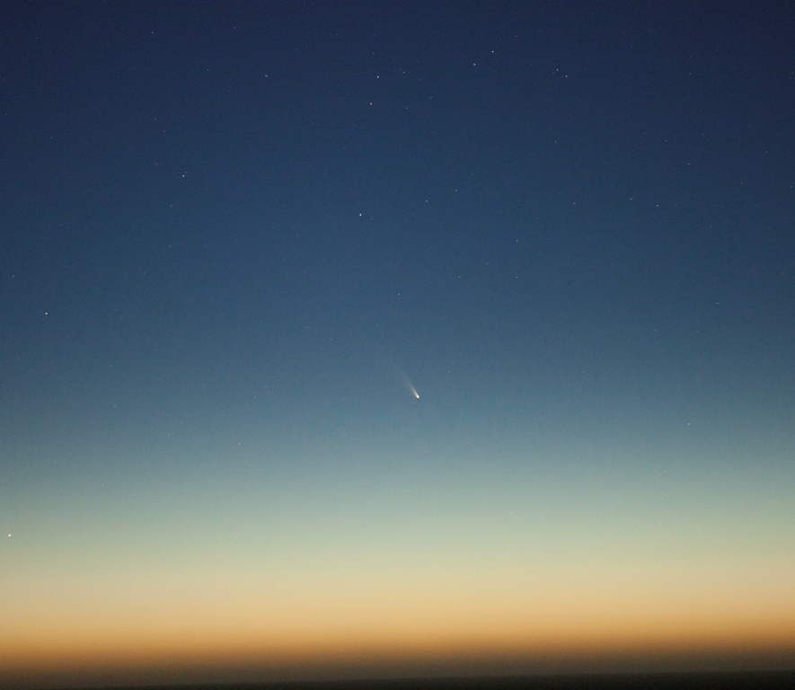 Comet Pan-STARRS Visible in Northern Hemisphere Starting March 12